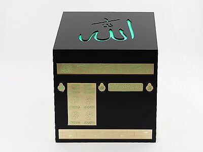 Kabe Acryl Kaabe Mekke Deko Biblo Maket Miniatur Islam