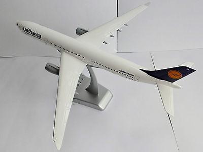 """Lufthansa Airbus A330-300 D-AIKH /""""Wir Fliegen auf Frankfurt/"""" 1:200 Limox LH59"""