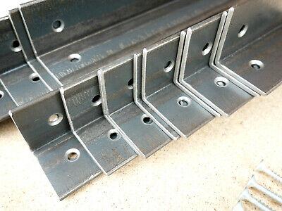Alcove Shelf Brackets (pair) Shelves Corner Angle Steel Scaffold Timber Board 10