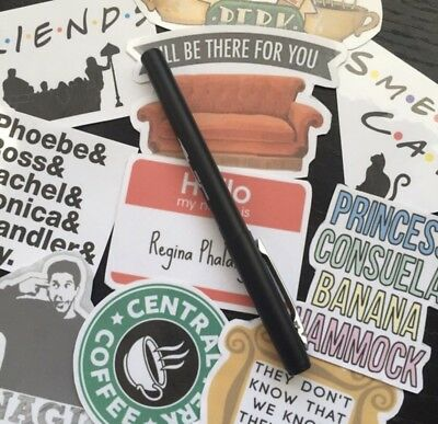 Friends Tv Show Sticker Pack