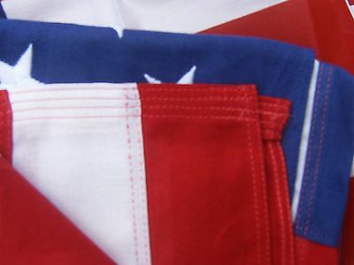 Valley Forge US American Flag 4'x6' BEST Cotton -Commercial/Heirloom Grade USA 3