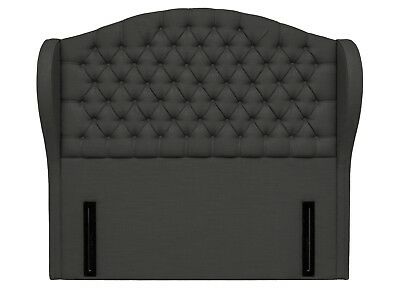 Cosenza Floor Standing Headboard Various Sizes and Colours Plus Swatch 5