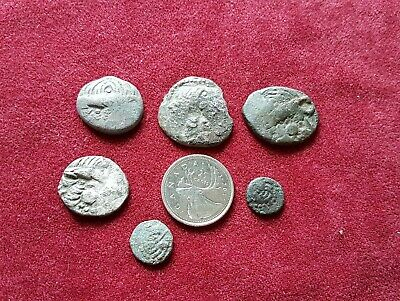 Lot Of Ancient Authentic Celtic Coins 5