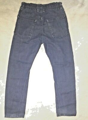 Kids Blue Twisted Jeans By NEXT for age 7 Years 2