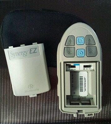 Medtronic Synergy Ez Remote Control Ml-7435, Very Good Condition 2