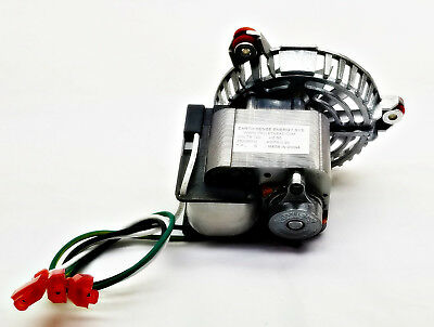 """Breckwell Stove Combustion Exhaust Motor A-E-027 4 3//4/"""" AMP-UNIVCOMBKIT AE027"""