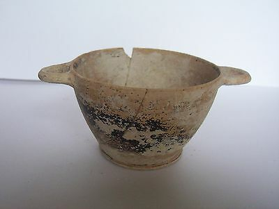 Ancient Greek Pottery  Skyphos c. 5th - 4th century B.C.   For Restoration 2