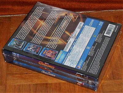 Los Vengadores Coleccion 3 Peliculas Blu-Ray Precintado Accion (Sin Abrir) R2 4