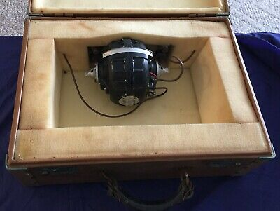 AM263 Vtg G.M. Preview of Projects 1958 Unknown Handmade Model Motor Thing 2