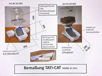 SB Futterspender für Katzen für ca.2 Kg Trockennahrung aller Hersteller 7