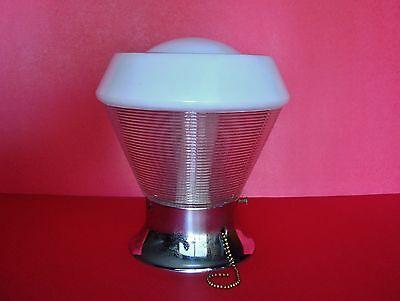 Antique Art Deco Ceiling Light Lamp Fixtures 3