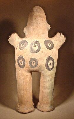 Pre-Columbian Nude Cuchimilco Figure Chancay Peru COA 4