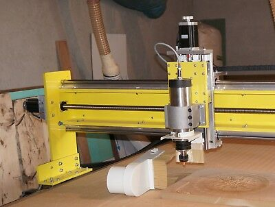 Z Axis CNC Router VersaCNC 5
