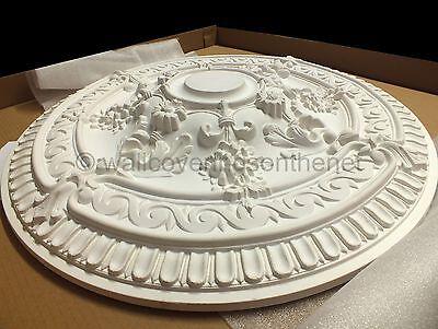 66cm Diameter, Lightweight Ceiling Rose (made of strong resin not polystyrene) 4