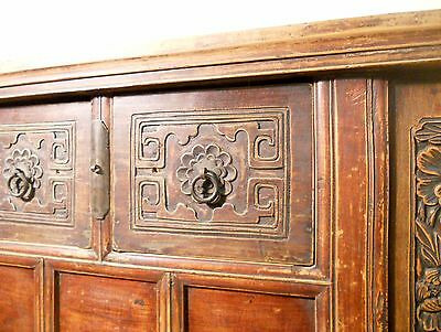 "Antique Chinese ""Butterfly"" Coffer (5626), Circa 1800-1849 6"