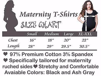 48d51ed190e1d ... Maternity Tees Baby Heart Love T Shirt Mom Funny Maternity Shirt  Pregnancy Shirt 2