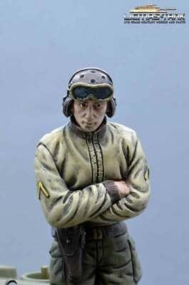 Panzerbesatzung WW2 Soldat mit verschränkten Armen Art:F3002 1//16 Figur U.S