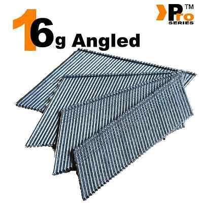 Paslode Hitachi Bostitch Angled 16G Second Fix Nails  (Angled 16g) 2