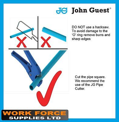 John Guest-Workshop Air Line Starter Kit-Air Line Fittings-9m Kit-PCL Style  006