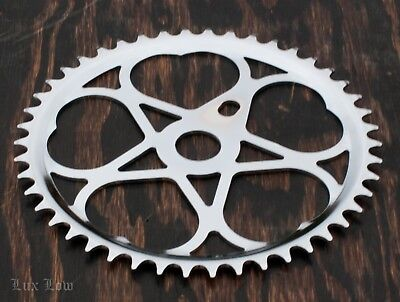 Solid Bike Sprocket 24t Vintage Schwinn Stingray Bicycle Chainring Lowrider BMX