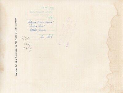 ©G.B.Poletto , Martine Carol,Vittorio Gassman 3 photos1956 #008 5
