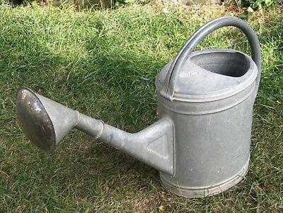 Gießkanne Giesskanne Gärtnerkanne (Blech verzinkt ; ca. 9-10 Liter) Watering Can 8