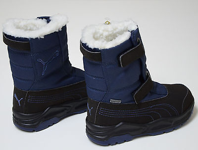 Shohe Winterschuhe Kinder Puma Goretex Ps Acima Boots Schuhe Stiefel Gtx Winter 34RqLA5j