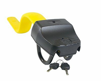 Stoplock Pro Elite Thatcham Approved Car Van 4x4 Steering Wheel Lock Immobiliser 8