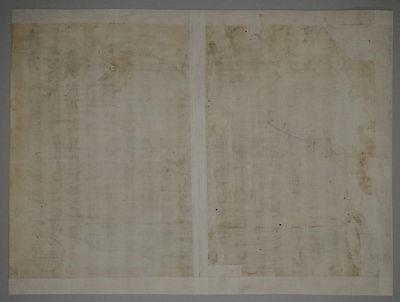 Erster Abriss der Stadt Jerusalem - Seltener Plan von August Fleischmann 1736