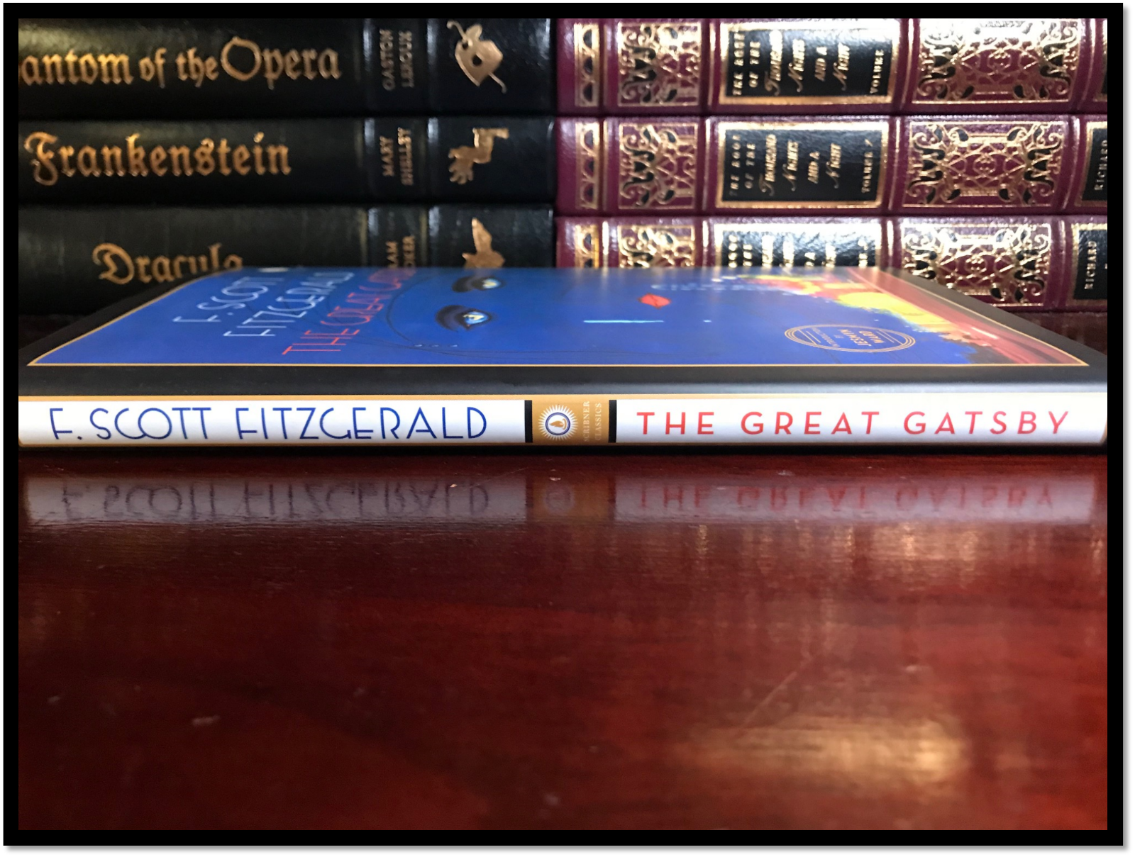 The Great Gatsby by F. Scott Fitzgerald Brand New Deluxe Classic Gift Hardcover 2