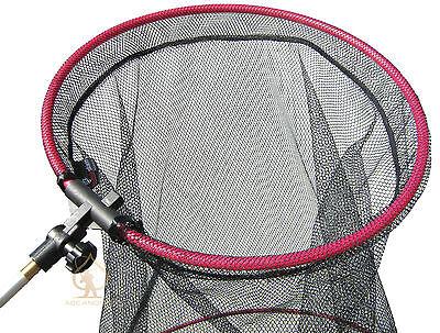 Small Fishing Keep Net Bank Stick Carp Coarse Match Predator Foldable Fine Mesh