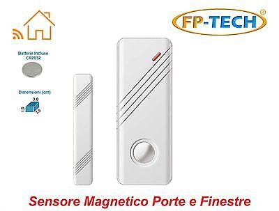 Antifurto Allarme Touch Screen Casa Kit Combinatore Gsm Wireless Senza Fili App 4
