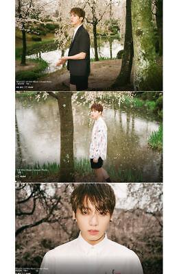 BTS [IN THE MOOD FOR LOVE PT.1] 3rd Mini Album 2Ver SET CD+FotoBuch+Karte SEALED 4