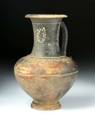 South Italic Ceramic Oinochoe Lot 28A