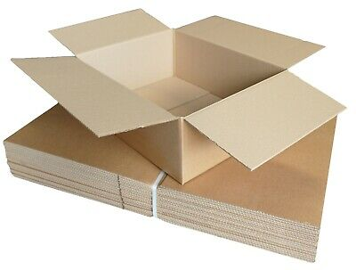 Shipping Storage Boxes Postal Subscription Small Parcel Packet Strong Cardboard 5