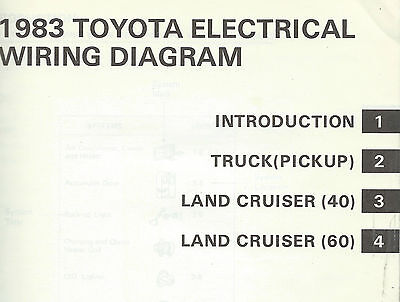 1983 toyota land cruiser fj bj 40 series electrical wiring diagram 2 of 10 1983 toyota land cruiser fj bj 40 series electrical wiring diagram repair manual cheapraybanclubmaster Image collections
