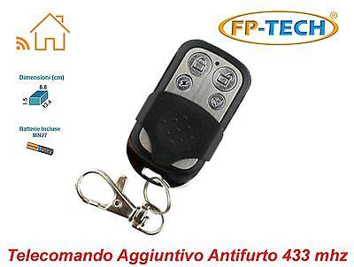 Antifurto Allarme Touch Screen Casa Kit Combinatore Gsm Wireless Senza Fili App 3