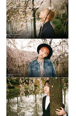BTS [IN THE MOOD FOR LOVE PT.1] 3rd Mini Album 2Ver SET CD+FotoBuch+Karte SEALED 3