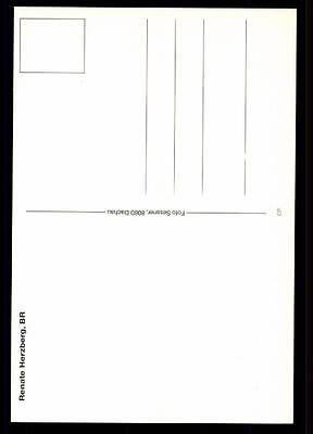 Renate Herzog Autogrammkarte Original Signiert ## BC 27137