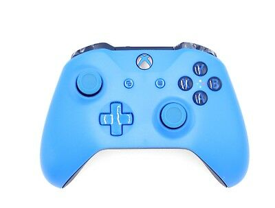 New Xbox One S Blue Wireless B-tooth Game Controller Gamepad Jack for MS Window 2