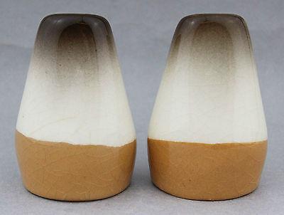 Vintage Kitsch STUDIO ANNA Salt Pepper Set Shakers Aboriginal-Themed Souvenir