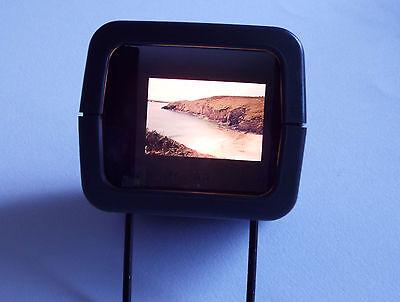 Kaiser 2011 Diascop Mini 2 Professional Slide Viewer 35Mm 5X5 Slides K2011