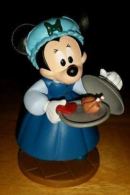 Mickeys Christmas Carol Minnie.Disney Mickey S Christmas Carol Minnie Mouse Mrs Cratchit 3 Figure Cake Topper