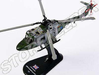 WESTLAND LYNX AH.7 UK HEL40 Altaya Helikopter 1:72 New in blister!