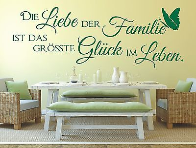 Familie glück spruch 100 »Schöne«
