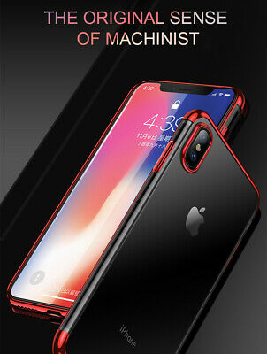 Case For iPhone 8 7 6s Plus XR XS MAX X Cover 360 Hybrid Shockproof Silicone GEL 3
