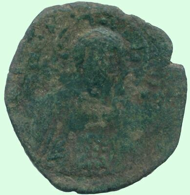 AUTHENTIC BYZANTINE EMPIRE  Æ Coin 6.6 g/25.22  mm ANC13565.16 2