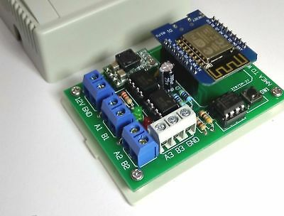 Nmea2Wifi - Nmea 0183 To Wifi Multiplexer With Seatalk Input Support