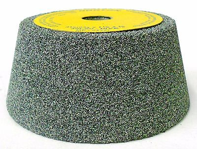 "2 Norton Grinding Wheels 4/""x1-1//2x 5//8-11 Thread A16-QB11 Grinder Stone 4x1.5/""in"