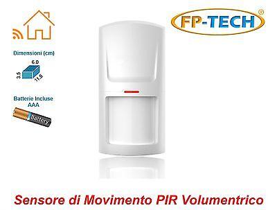 Antifurto Allarme Touch Screen Casa Kit Combinatore Gsm Wireless Senza Fili App 2